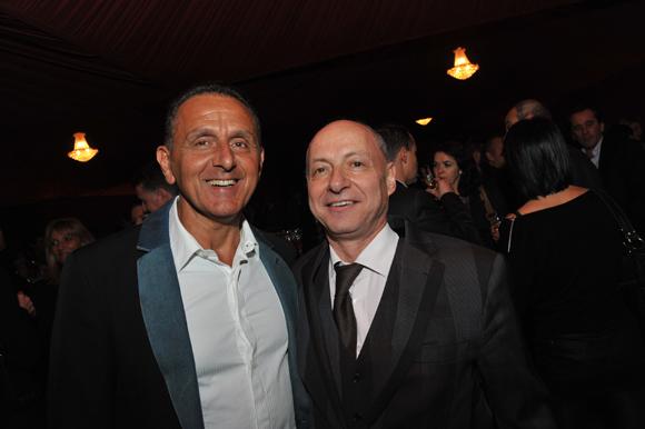 26. Philippe Adelhanoff (Adel) et l'horloger Jean-Louis Maier
