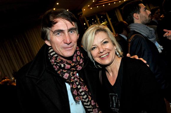 27. Philippe Longueville et Fabienne Vulcain (Les Echos)