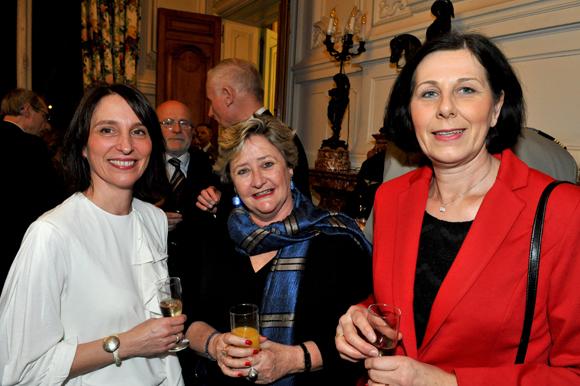 29. Nathalie Lacorne (Ligne Roset), Irène Ridao et Marie-Pierre Lahaye (ANFEM)