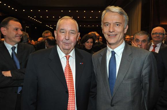 3. Jean-Paul Mauduy, président de la CRCI et Patrick Martin (Martin Belaysoud Expension)