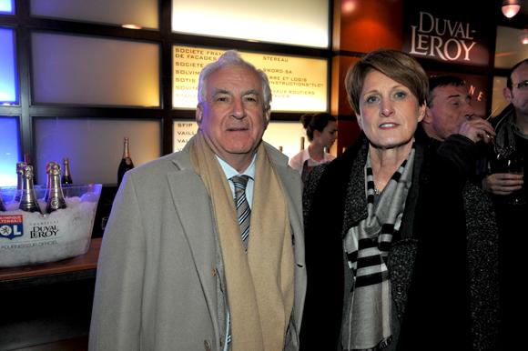 3. Maurice Picard et son épouse Dominique (AJ Partenaires)