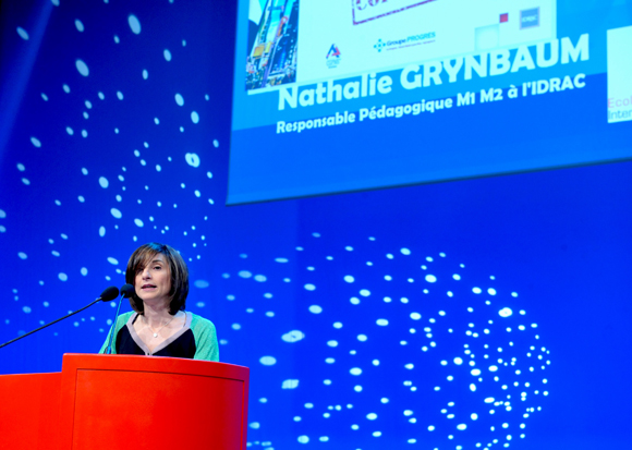 3. Nathalie Gryndaum (Idrac)