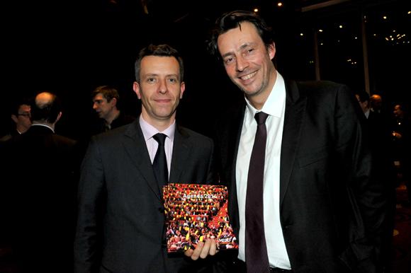 40. Maitre Raphaël Peuchot (F&P Avocat associé) et Jérôme Fourmont (Herafcam)