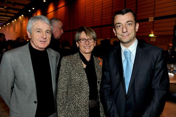 44. Hervé Masson (Direccte), Nicole Maurin (Lamy) et Cyril Amprino (CGPME)