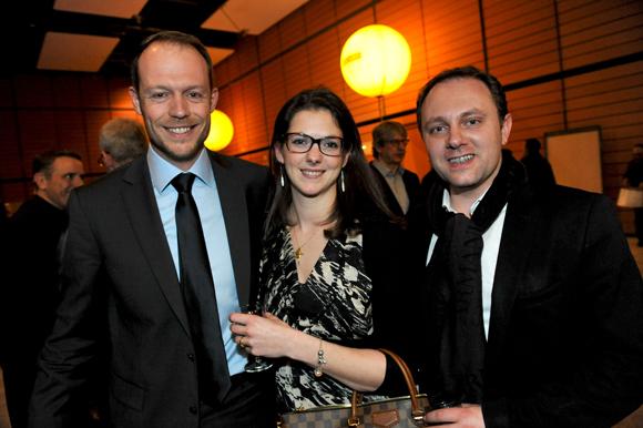 49. Thierry Mouillac (Bouygues telecom), Gersende Bouvier (IP-Formation Lyon) et Jean-Baptiste Monin