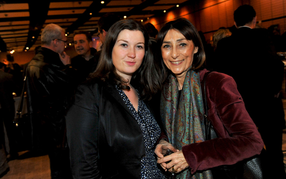 50. Anne-Sophie Chatain et Sophie Turion (Agence Sophie Turion)