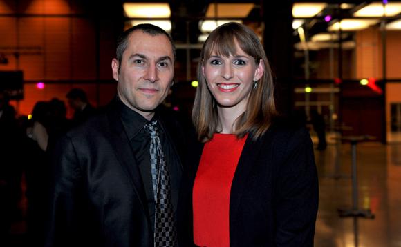 53. Fabrice (Lyon People) et Sophie David, Miss Rhône 2008