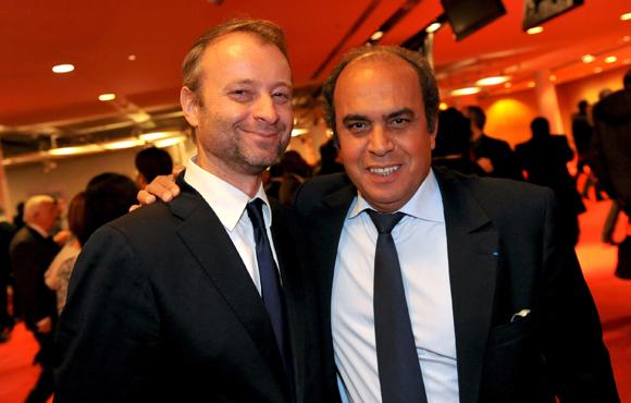 58. Marco (Lyon People) et Aziz Lamrani (ABM Maroc)