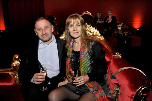 6. Gilbert Carle (Carle TP) et son épouse Florence (FBW impression)