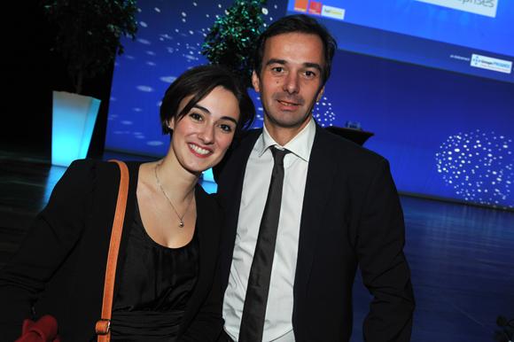 8. Emmanuelle Manfredi (CGMPE) et Franck Roulin (LiveWall)