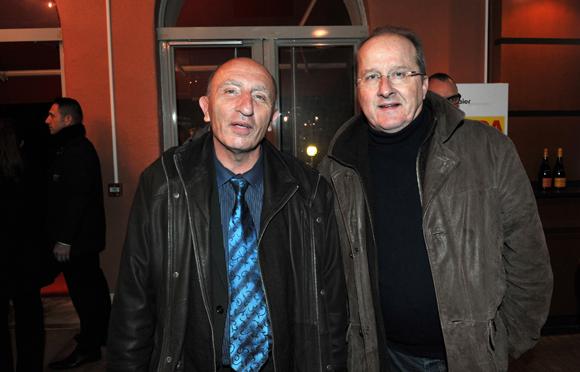 8. Antoine Catado (Cars Faure) et Philippe Portal, maire de Valencin