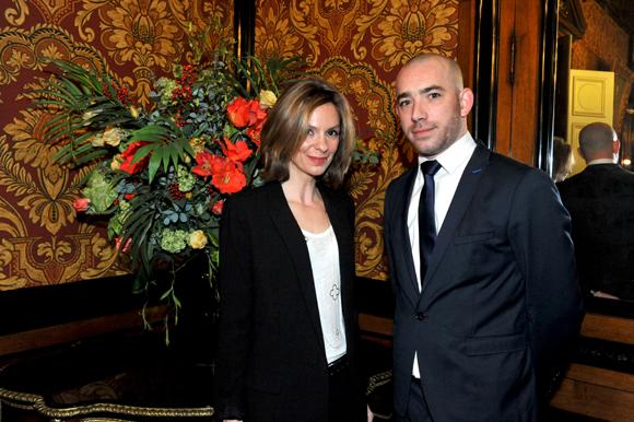 9. Raphaëlle Brulas, attachée parlementaire de Nora Berra et Alexandre Knoll