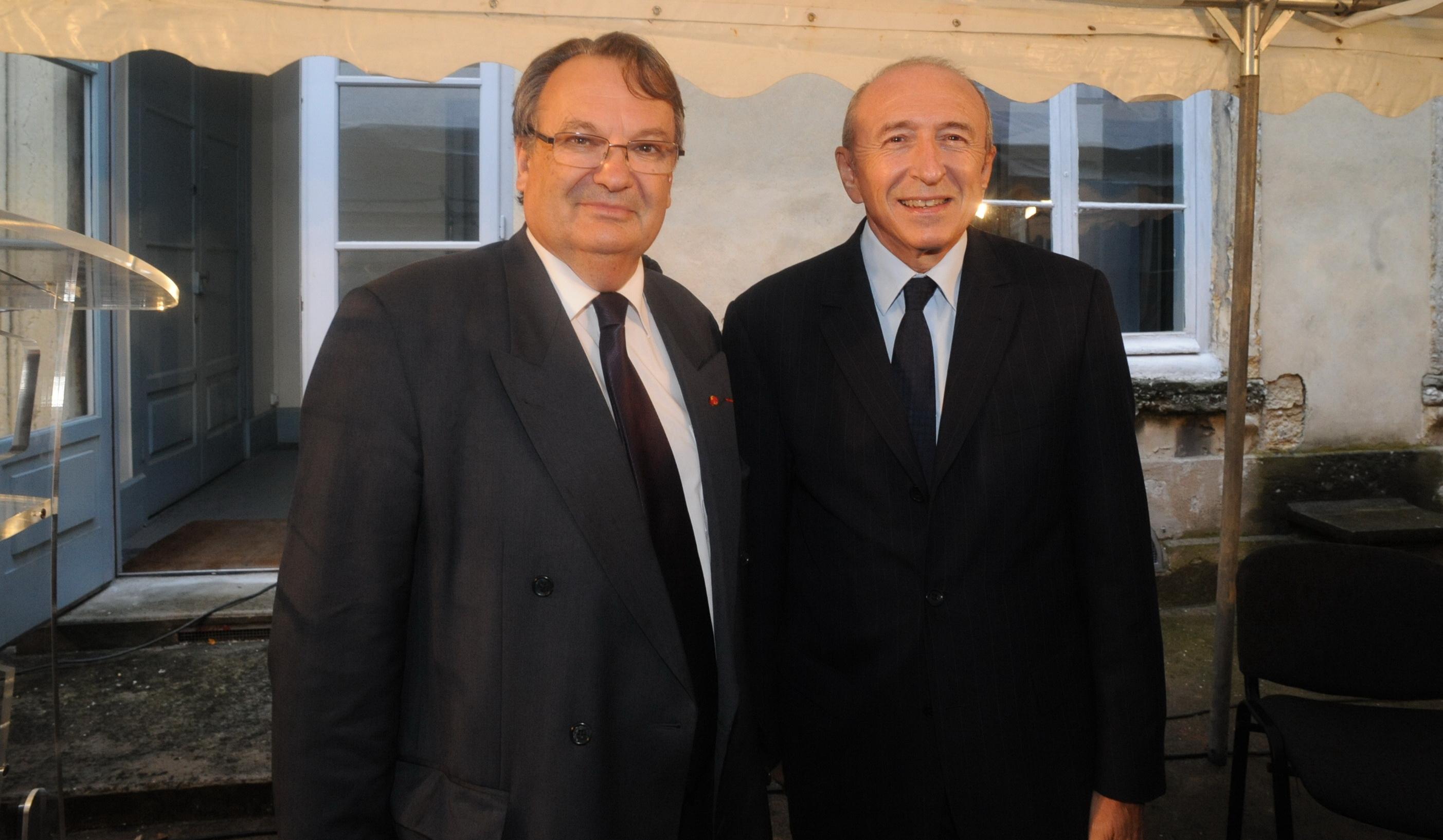 Municipales Lyon 2014. Jean-Dominique Durand sur les listes de Gérard Collomb