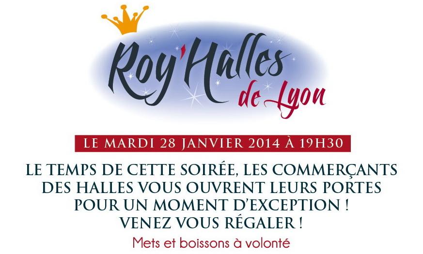 Dernière ligne droite avant la soirée Roy'Halles de Lyon