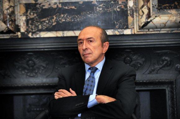 Gérard Collomb sifflé aux vœux de NPG. « C'était musclé, hein ? »