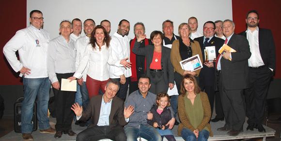 Concours des Gastronomes de Lyon au Château de Sans Souci