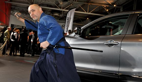 Delorme Automobiles. Lancement du nouveau Nissan Qashqai