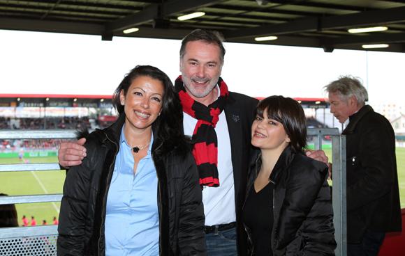 10. Cécile Pesson (Juri-Europ), Olivier Chatard (Delta Light) et Maître Nathalie Charnay