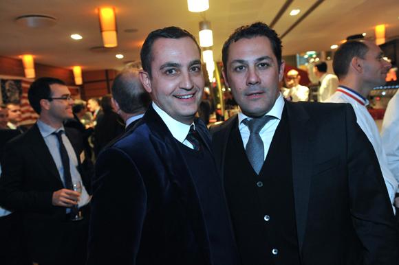 11. Xavier et Arnaud Gauduel (Ferrari Maserati - Groupe Gauduel)