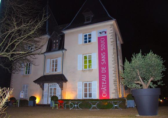 1. Le Château de sans Souci