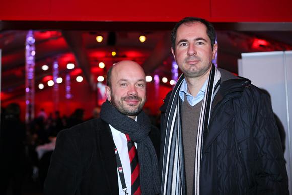 1. Julien Bonnard (LOU Rugby) et Thomas Randu (MGA)