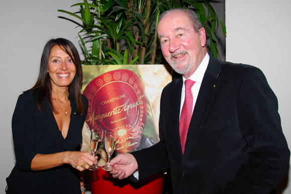 15. Florence et Bernard Guyot (Champagne Marguerite Guyot)