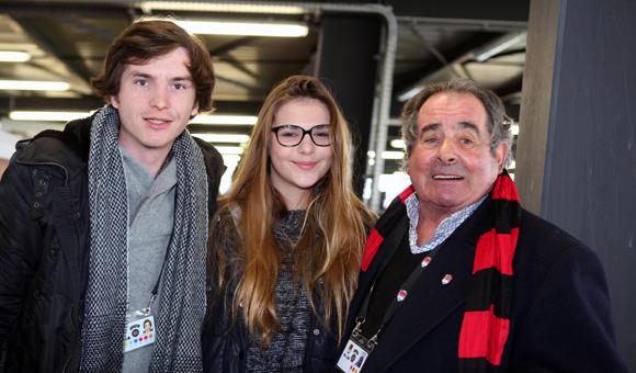 15. Marc-Antoine Ginon, Albane et Pierre Bouteille