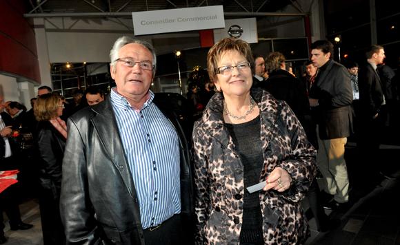 15. Guy Perrot et Jacqueline Charles