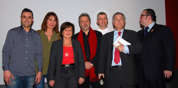 17. Les membres du Jury