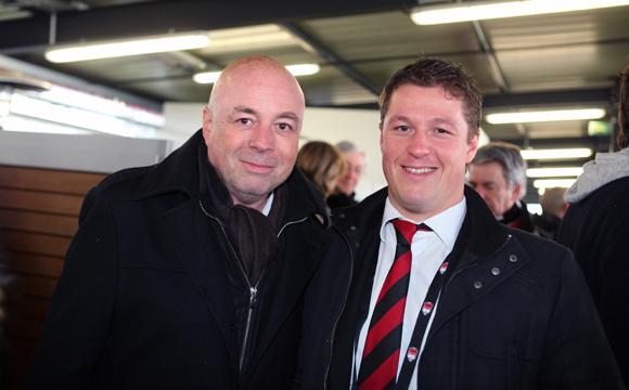 17. Yvon Patet (EM2C) et Mathieu Renaud (LOU Rugby)