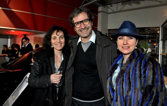 18. Thierry Stefanini (DTS Optique), son épouse Florence (Croix Rouge Française) et Catherine Delorme