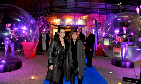 2. Catherine Deschamp et Sylvaine Lesage
