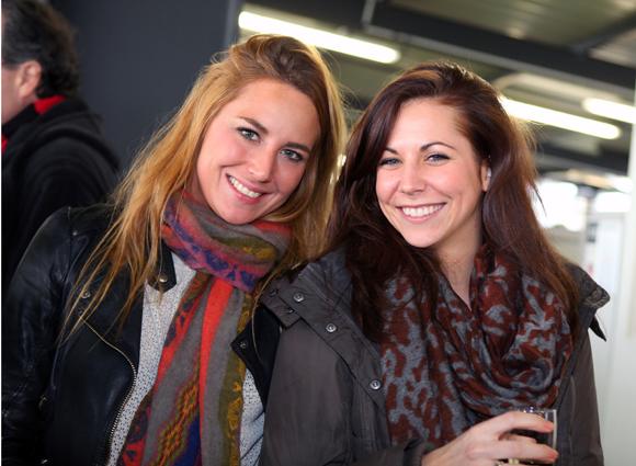 20. Chloé Bourgeron et Julie Bernadou (GL Events)