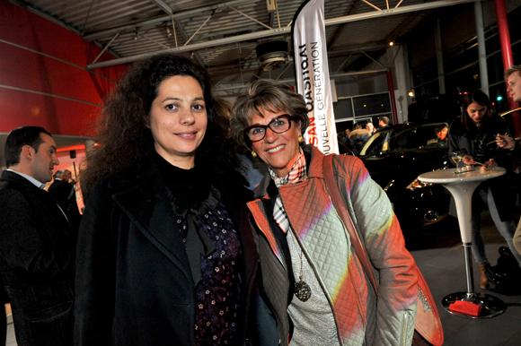 20. Carole Grassiot et Renée Fournier (ACL)