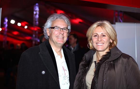 2. Bernard Buffard et Dany Morsilli (La Sphère des Possibles)