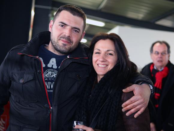 21. François Macedo (Proformance) et Aurélie Ehni (Maison Février)