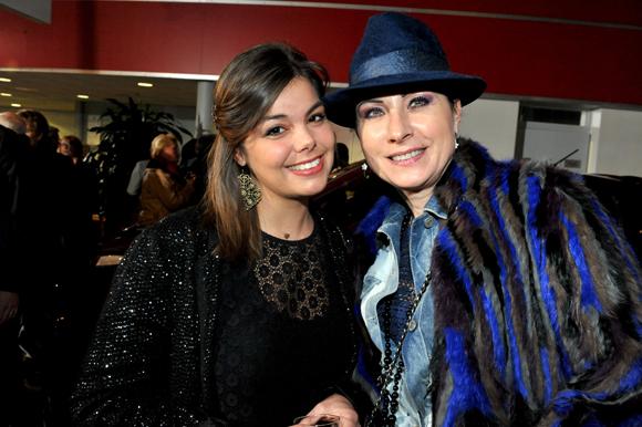 2. Pauline (Lyon Bérard) et Catherine Delorme
