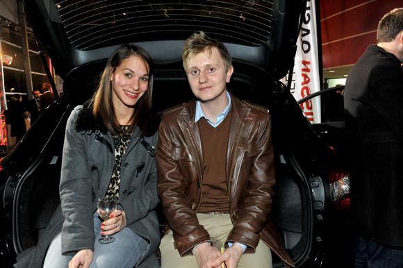 22. Gaëlle Delepine et Damien Bernard (Guy Hoquet immobilier)