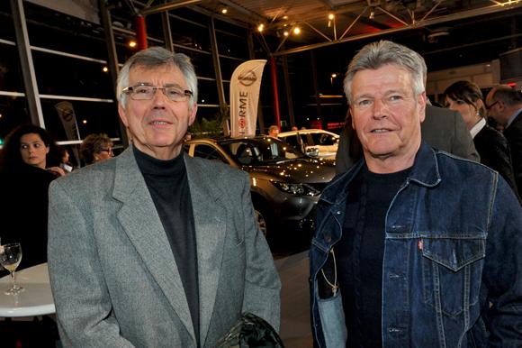 24. Alain Davico et Jean-Paul Rogeron