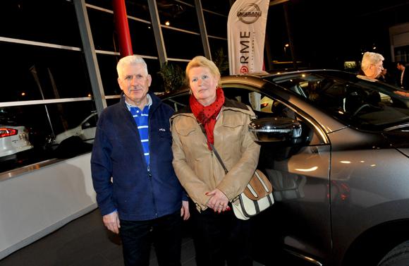 26. Daniel Perrin et son épouse Charlotte