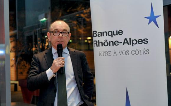 Le bilan 2013 de la Banque Rhône-Alpes