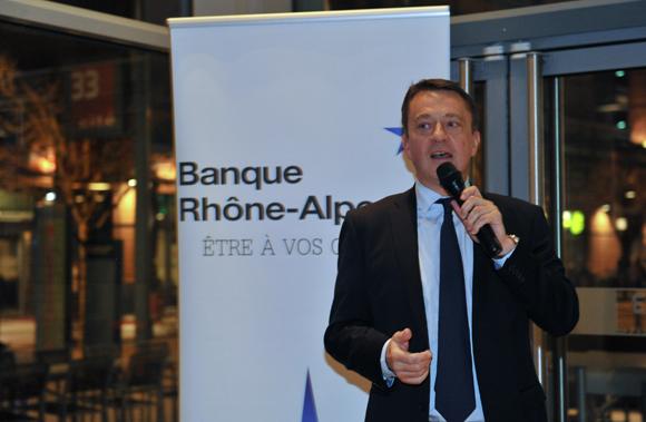 31. Bruno Deschamp a été nommé président du directoire de la Société Marseillaise de Crédit