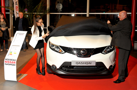 34. La Nouvelle Qashqai Nissan