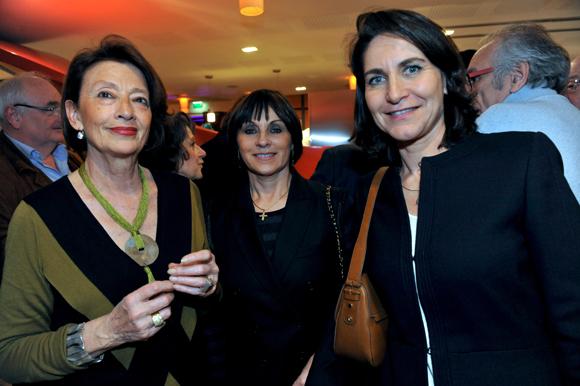 39. Geneviève Levôtre, Dominique Brumm et Béatrice Maillot (Esprit Public)