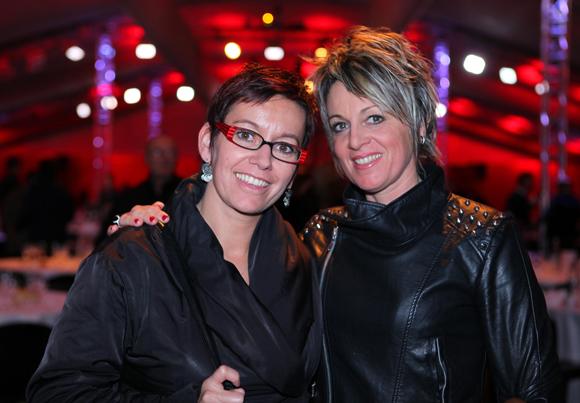 4. Angélique Pouzin et Sandrine Demuru (Brasserie le Jade)