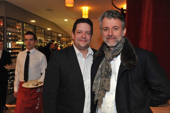 42. Arnaud Bernollin (Cuisines Bernollin) et Mathieu Viannay (La Mère Brazier)
