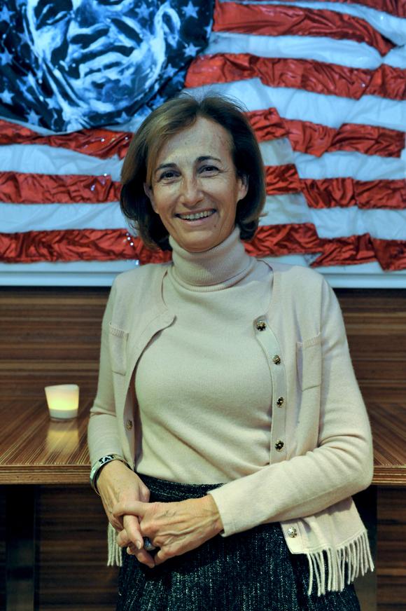 45. Caroline Courtiade, présidente de la Chambre des Notaires