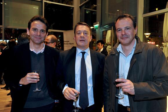 49. Eric Locatelli (Servimo), Bruno Deschamp et David Gentil (Servimo)