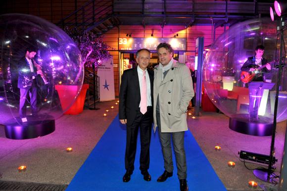 5. Eric Vernusse (Banque Rhône-Alpes) et Pascal Bouvier (Foncière du 5ème)