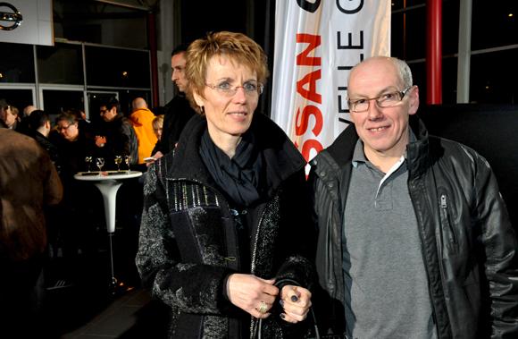 5. Noël Pays et son épouse Isabelle (Entreprise Noël Pays)